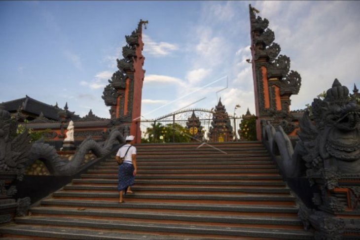 Ritual Nyepi ditiadakan di Kota Palu