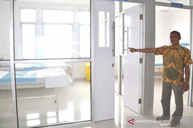 Pemkab Belitung Timur siapkan empat ruang isolasi pasien COVID-19