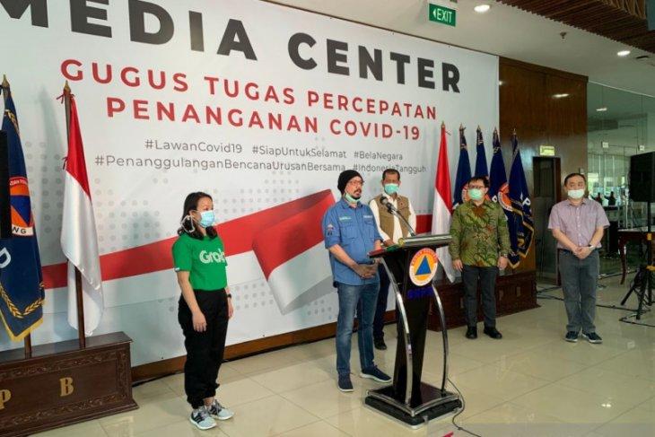 Tokopedia, OVO dan Grab bersatu perangi COVID-19
