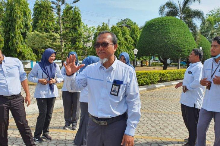 GM PLN UIW Aceh berbagi tentang cara hidup sehat