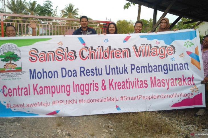 Belajar di Kampung Inggris Kabupaten Penajam tetap gratis