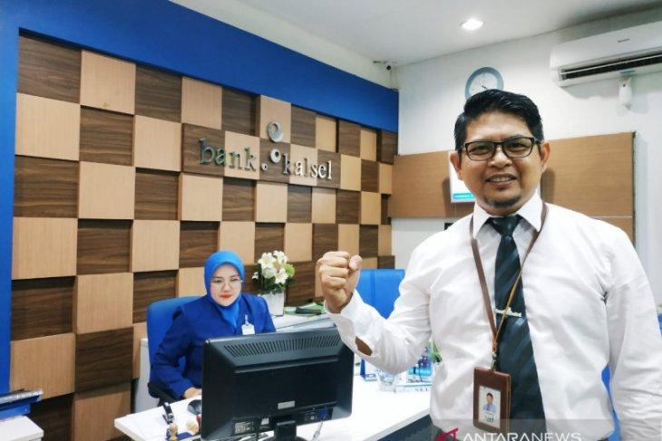 Nasabah Bank Kalsel makin minati transaksi di KCP Duta Mall