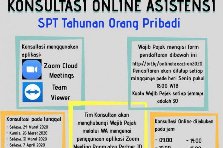 Vokasi UI layani konsultasi pajak gratis dan asistensi SPT online
