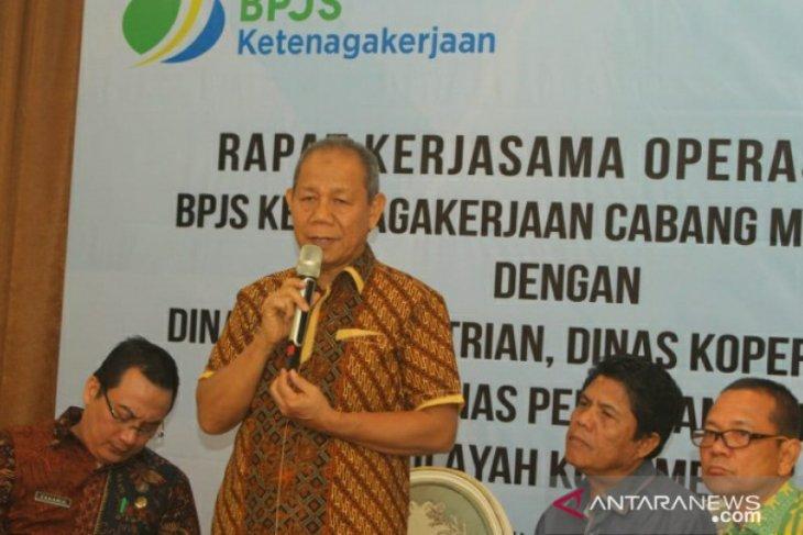 Aspem Pemkot Medan PDP COVID-19 meninggal dunia