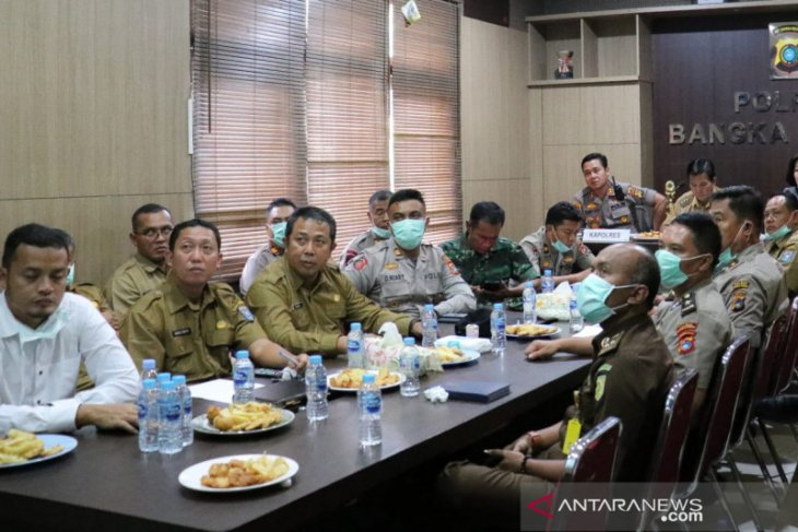 Sebagian ASN Belitung Timur dibolehkan bekerja dari rumah