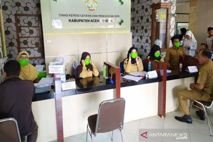 Cegah COVID-19, Disdukcapil Aceh Tengah terapkan layanan online