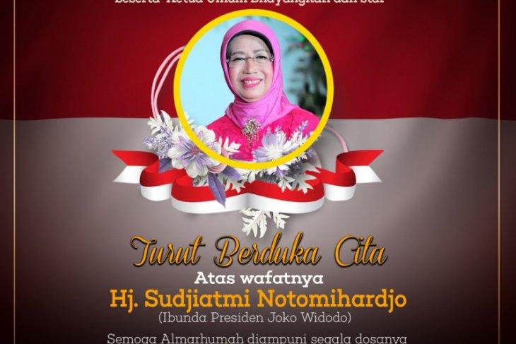 Jokowi kehilangan wanita istimewa di tengah usaha keras hentikan wabah corona