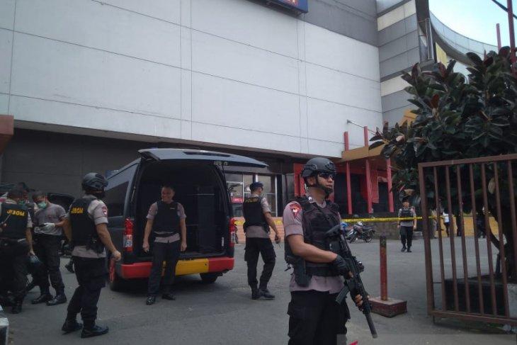 Ledakan terjadi di Plaza Ramayana Medan, penyebabnya belum diketahui