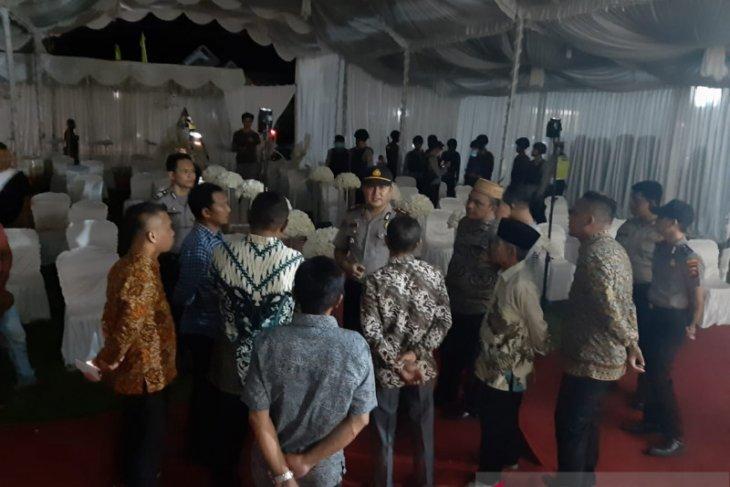 Kapolres Gorontalo Utara: pemberlakuan masa isolasi COVID-19 berlaku merata