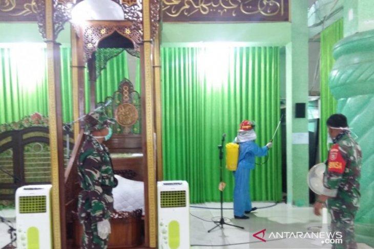 Di HST Shalat Jumat berjamaah masih dibolehkan