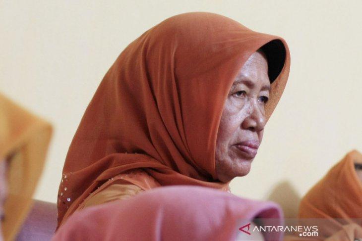 Ibunda meninggal, Presiden Jokowi langsung terbang ke Solo
