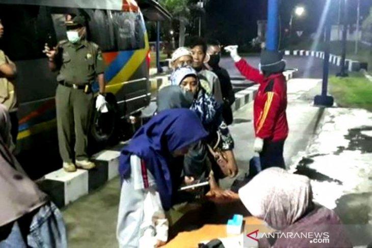 Rejang Lebong dirikan pos pemeriksaan kesehatan di perbatasan