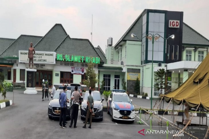 Ibunda Presiden Jokowi meninggal di RST Slamet Riyadi Solo