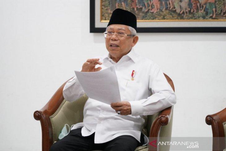 Ma'ruf Amin minta masyarakat taati larangan mudik