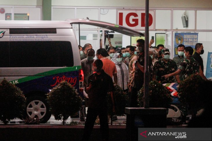 Ibunda Presiden Jokowi meninggal dunia bukan karena COVID-19