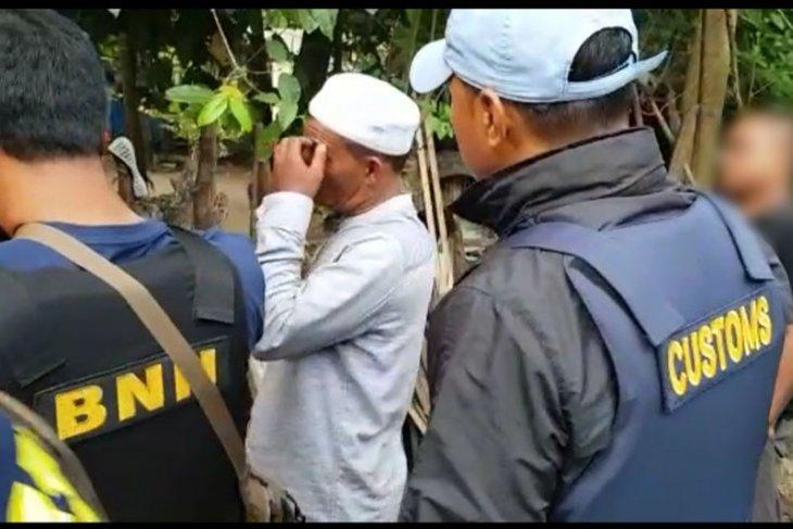 Bea cukai dan BNN gagalkan penyelundupan 12 kg sabu-sabu di Aceh