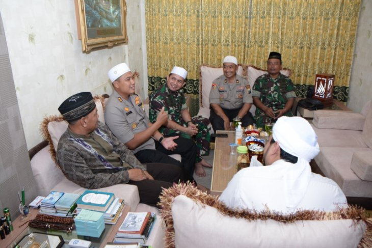 Forkopimda Situbondo koordinasikan Maklumat Kapolri ke tokoh agama