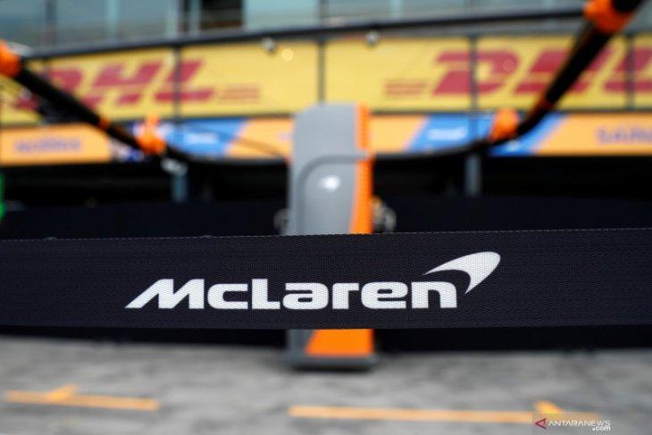 McLaren jadi tim Formula 1 pertama yang potong gaji pebalap akibat corona
