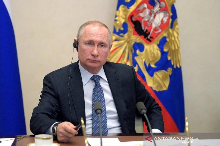 Khabib Nurmagomedov diundang Vladimir Putin ke Istana