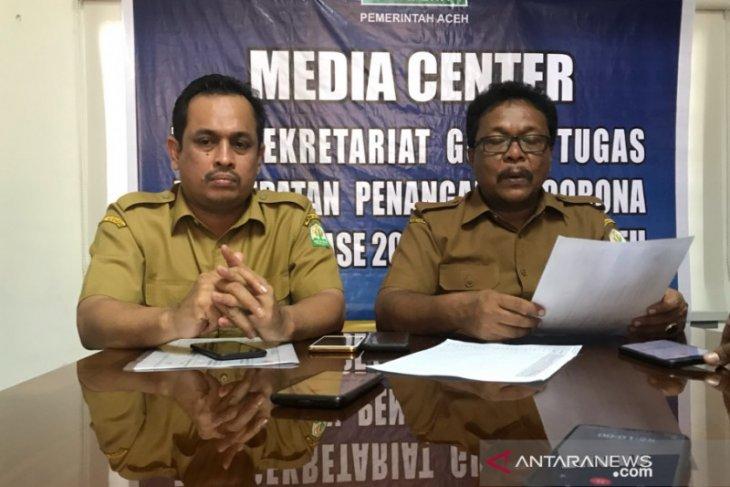 Sebelum meninggal, PDP COVID-19 Aceh dirawat di ruang pasien umum