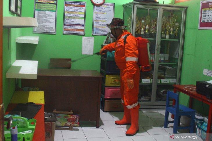 Antisipasi virus Corona di sekolah di Ngawi