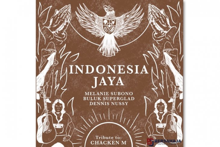 Melanie Subono - Buluk Superglad rilis ulang Indonesia Jaya