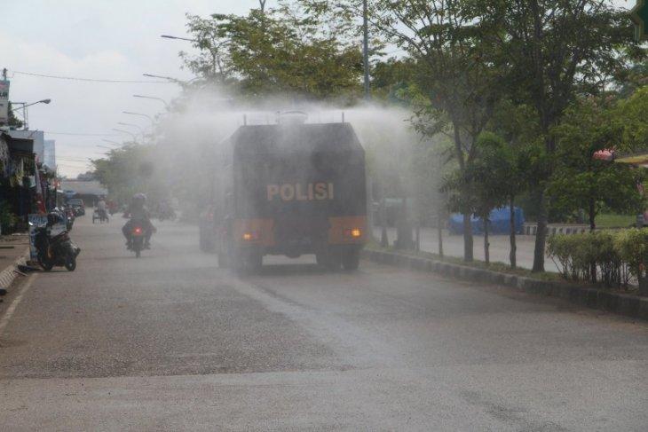 Warga Tanah Grogot Mulai Patuhi 'Stay Safe at Home'