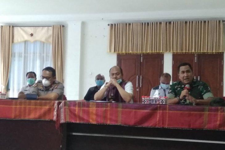 Bupati Taput : Hingga 26 Maret 2020, 68 warga status ODP terkait COVID-19