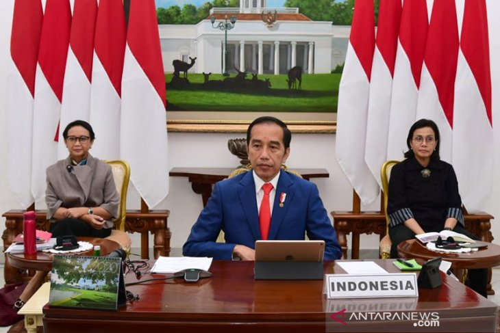 G20 meeting: Indonesia offers suggestions on fighting coronavirus