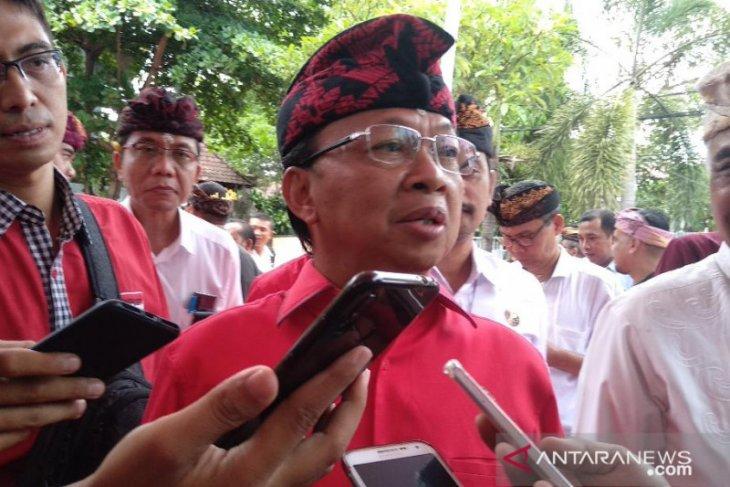 Gubernur Bali minta