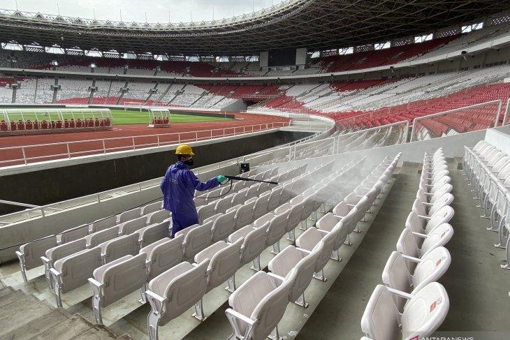 Stadion GBK masuk nominasi termegah di Asia Tenggara