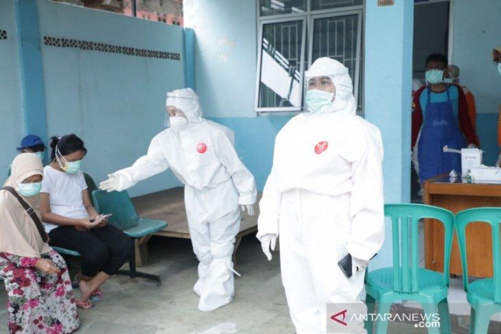 Pemeriksaan rapid test di Bogor terindikasi satu orang positif COVID-19