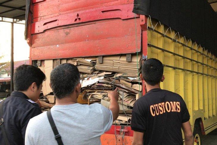 Bea cukai gagalkan penyelundupan 100 karung gula dari Sabang
