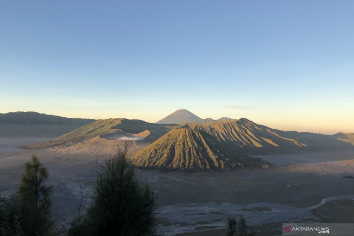 Penutupan kawasan Gunung Bromo diperpanjang