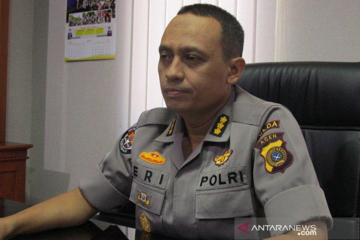 Berusaha melarikan diri, pengedar narkoba ditembak polisi di Banda Aceh