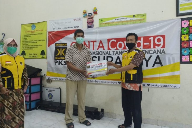 PKS Surabaya bantu pengadaan APD untuk tenaga medis di rumah sakit rujukan