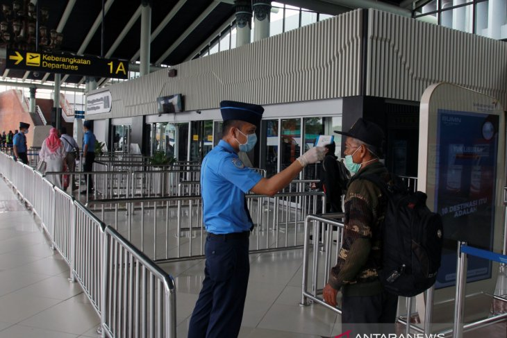 AP II airports enforce new rules for passenger departures