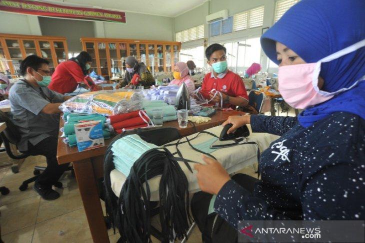 Ekspor masker dari Bali meningkat 116 persen