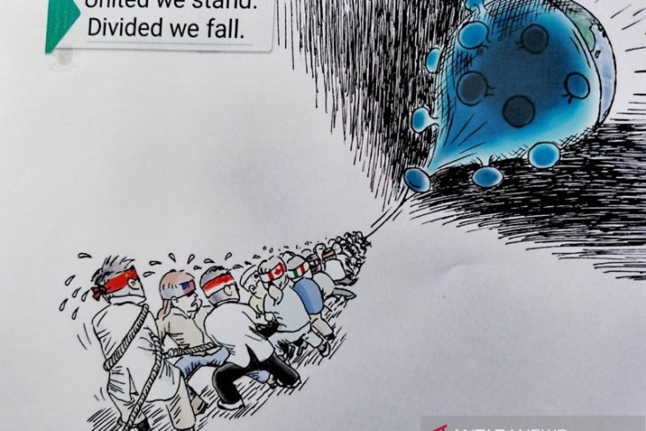 Saat ini, perhatian masyarakat dunia terfokus ke Tiongkok dan Amerika