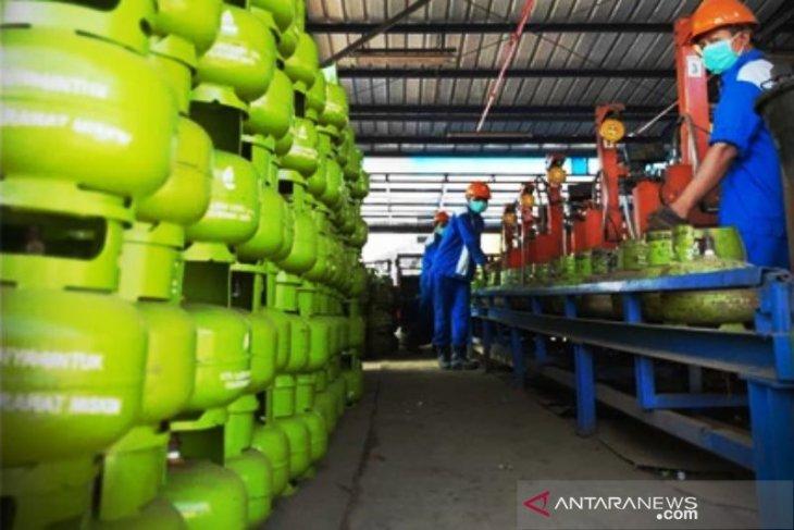 Penggunaan elpiji nonsubsidi di Karawang meningkat selama pencegahan COVID-19