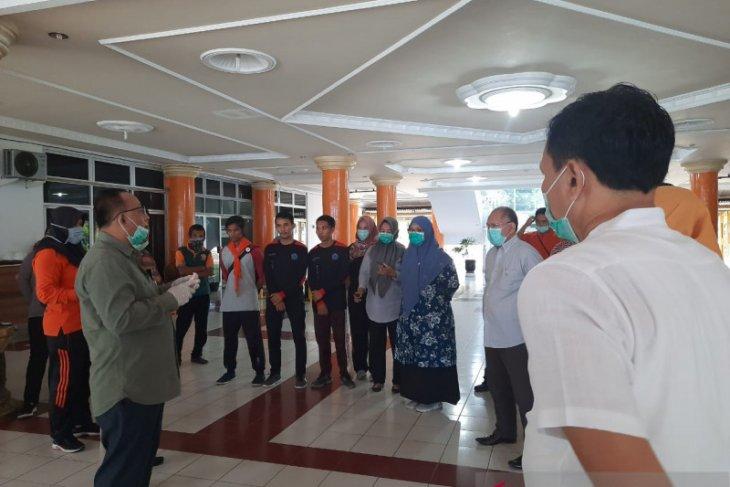 Universitas Jambi gulirkan sejumlah tindakan preventif cegah COVID-19