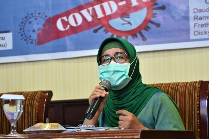 Gugus Tugas  Jumlah ODP COVID-19 di Maluku bertambah 12 orang