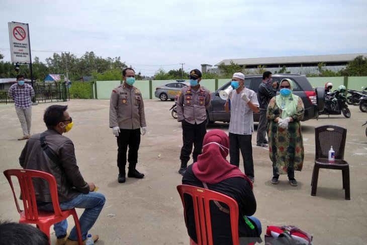 TKI di Malaysia masuk Kualatungkal jalani tes kesehatan