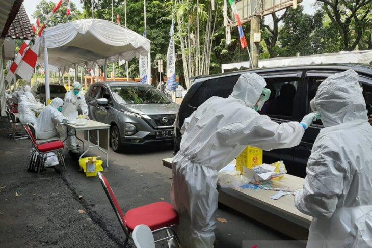 Tes cepat ODP di Kota Bogor hasilkan tiga kasus positif dan 142 negatif