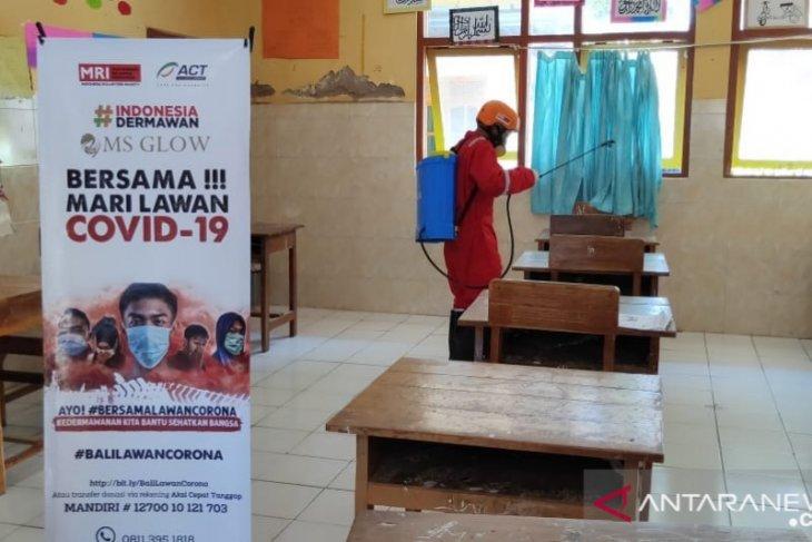 ACT Bali sasar empat kabupaten-kota untuk disinfektan