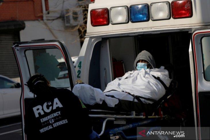 4.159 kematian, AS masuki pekan tersulit, tersedih selama krisis corona