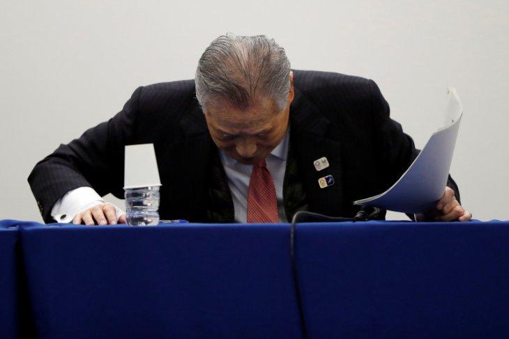 Jepang pertanyakan siapa tanggung jawab biaya penangguhan Olimpiade