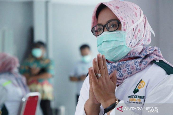 Pasien positif COVID-19 di Kabupaten Bogor bertambah tiga