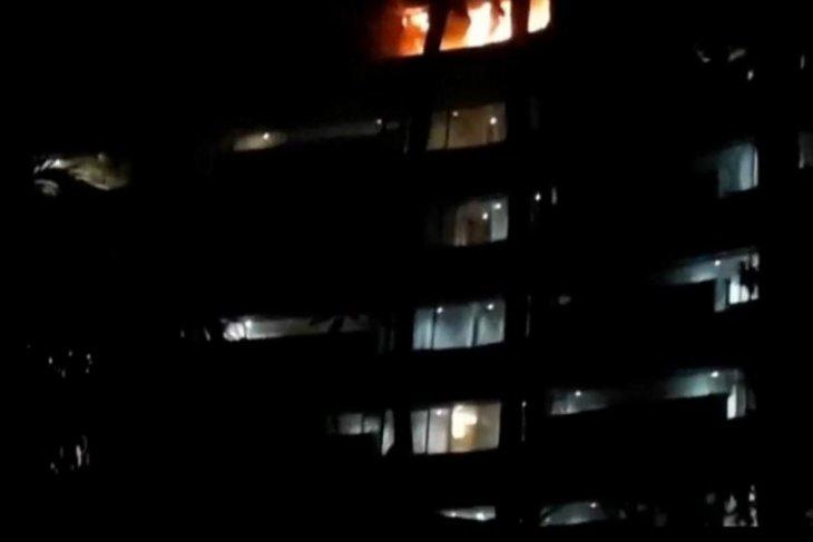 Hotel Grand Inna Bali Beach kebakaran lagi
