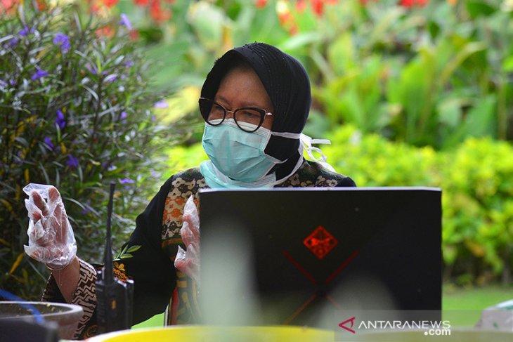 Wali Kota Surabaya imbau warganya biasakan berjemur tiap pagi dan sore